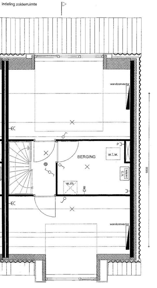 Extreem Help ik heb een nieuwe woning gekocht 8: de bouwtekening - de KY29